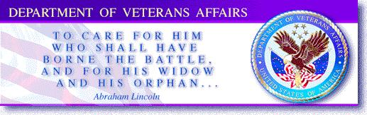 Department of Veterans Affairs Directory of homepage listings